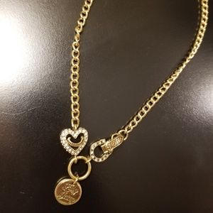 """Juicy Couture """"Lady Juicy"""" Necklace"""